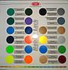 Аэрозольная краска Hobby Lack серебристый 36