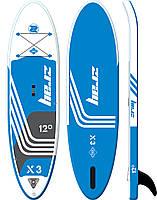 "Сапборд Z-RAY X-RIDER EPIC 12"" - надувна дошка для САП серфінгу, sup board, фото 4"