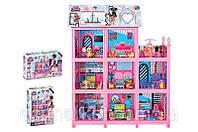 Кукольный домик LOL Surprise Дом, Замок для кукол. ЛОЛ L.O.L. (8373)