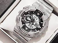 Мужские кварцевые наручные часы Casio G-Shock GA100 RB Military, хаки, фото 1