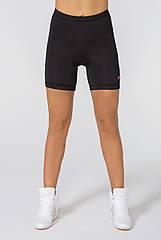 Женские велосипедки с памперсом Radical Shine L Черные (r0919)
