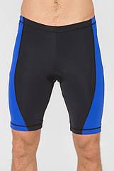Мужские велошорты Radical Racer Pro L Черно-синие (r0695)