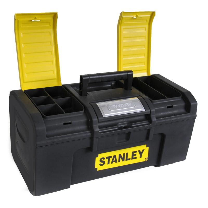 """Ящик для инструмента 16"""" """"Stanley Basic Toolbox"""" STANLEY 1-79-216 - ВИРГО ИНВЕСТ УКРАИНА в Харькове"""