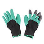 Садовые перчатки Garden Genie Gloves AY27288 Зеленый (mt-284), фото 3