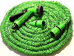 Шланг поливальний X HOSE Magic Hose 60 м Зелений (mt-326)