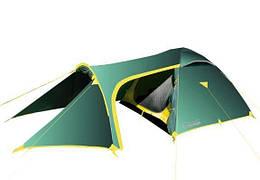Палатка туристична Tramp Grot V2 TRT-036 з 3 входами