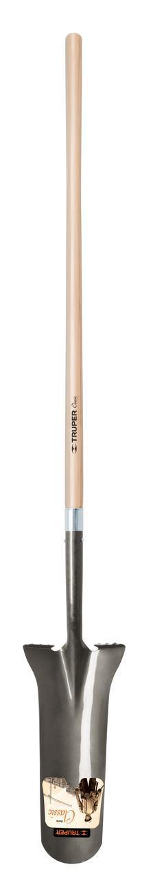 Лопата штикова Truper дренажна, 1651 мм (PEP-16L)
