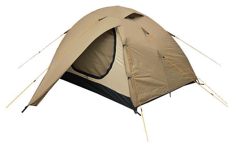 Палатка Terra Incognita Alfa 2 Песочный (TI-ALFA2S)