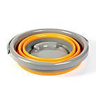 Ведро складное силиконовое Ranger RA 8854 на 5 л, оранжевое, фото 4