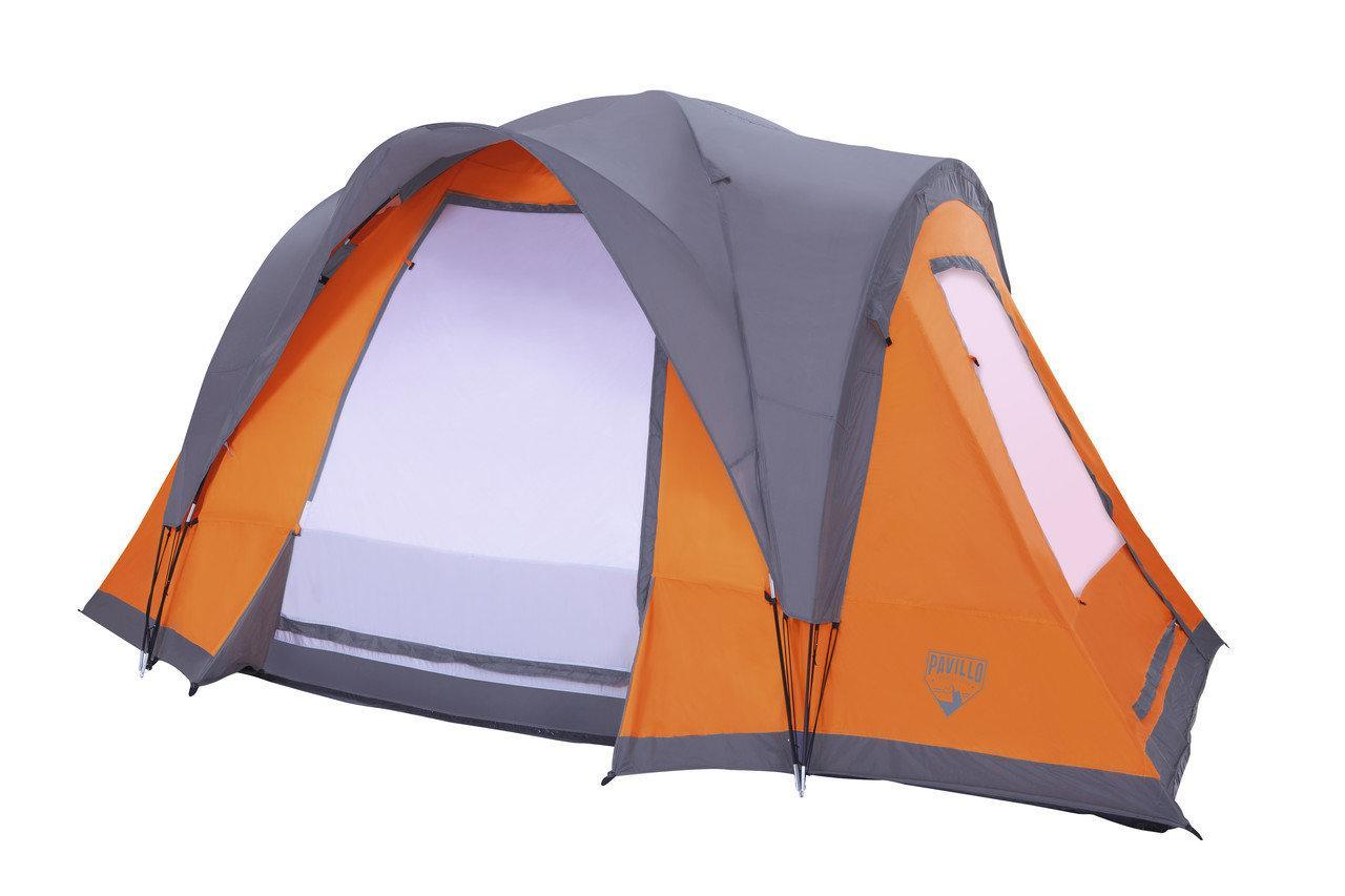 Палатка шестиместная Bestway Camp Base 68016