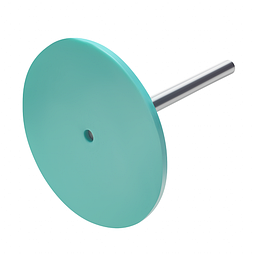 Диск педикюрный пластиковый Pododisc EXPERT L в комплекте со сменным файлом 180 грит 5 шт (25 мм)