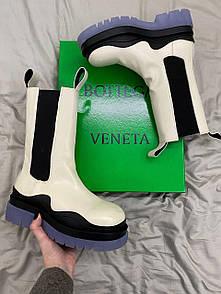 Женские ботинки 𝐁𝐨𝐭𝐭𝐞𝐠𝐚 𝐕𝐞𝐧𝐞𝐭𝐚 𝐁𝐞𝐢𝐠𝐞 39