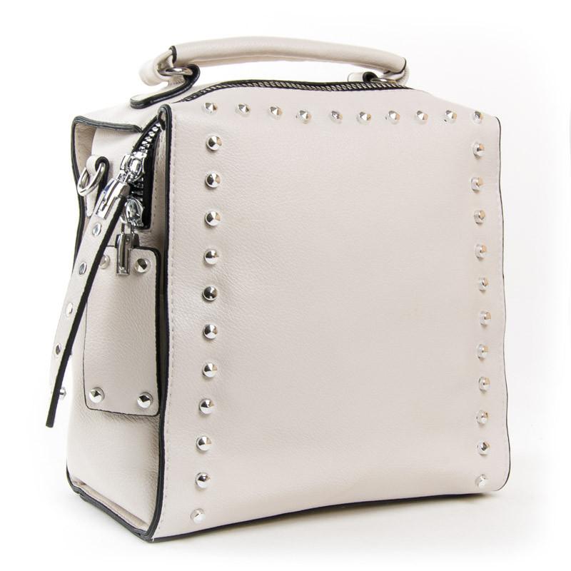 Біла сумка жіноча 22*23*13 див. BST 300439