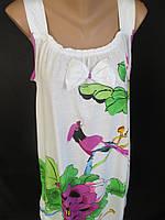 Женские сорочки на широких брительках., фото 1