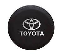 Чехол для запасного колеса «TOYOTA» Тойота, есть в наличии. С логотипом. Украина