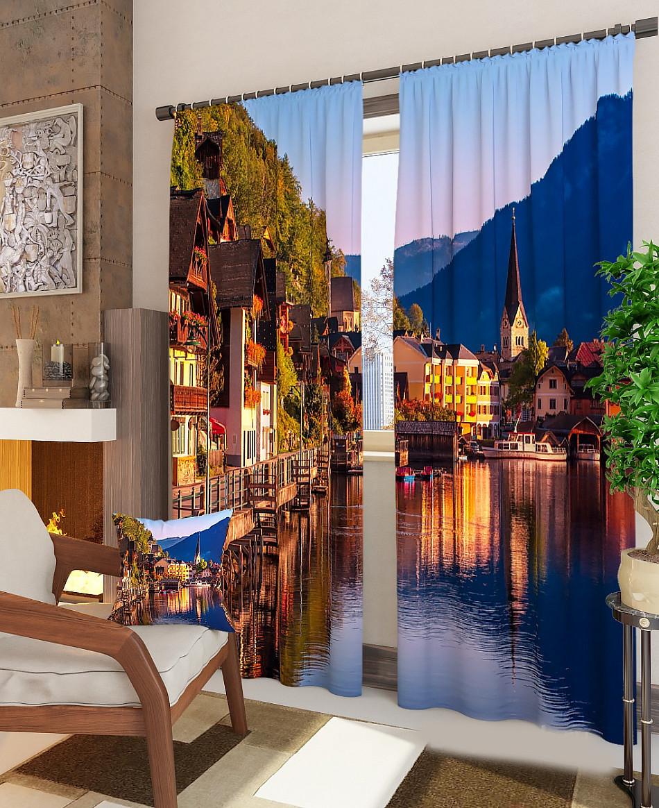 Фотошторы місто в Австрії