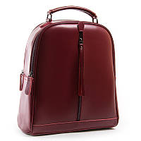 Сумка-рюкзак женская красная 30*32*13 см. BST 300532
