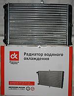 Радиатор водяного охлаждения ВАЗ 2108,-09,-099 (карбюратор) <ДК>