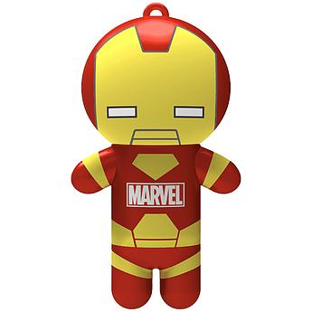 Бальзам-брелок для губ Lip Smacker Marvel Super Hero Lip Balm Iron Man Billionaire Punch 4 г
