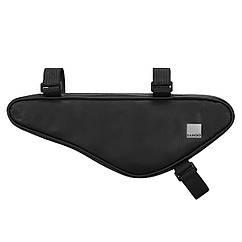 Велосумка під раму Sahoo 122057 Travel Bag 1L Black (6920636792909)