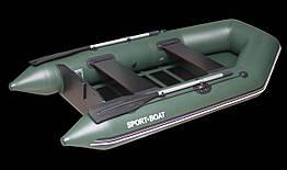 Надувная лодка Sport-Boat Discovery Dm260Ls (19132)