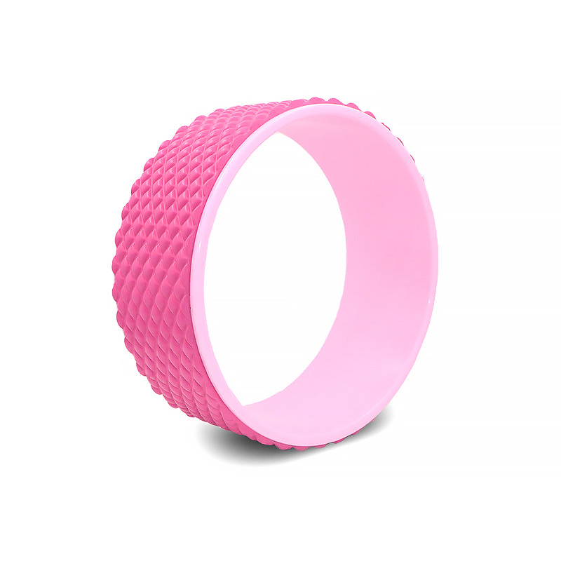 Колесо для йоги та фітнесу Dobetters Yoga DBT-Y2 32*13 см Pink