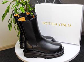 Женские ботинки BOTTEGA VENETA LUG BOOTS FUR