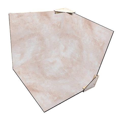 Деревянный 3D фотофон Светлая ржавчина, фото 2