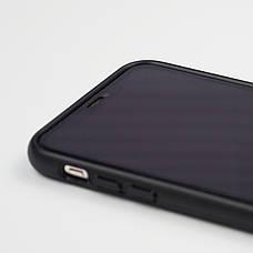 Биоразлагаемый чехол ECO Wheat Straw для iPhone XR Black, фото 2