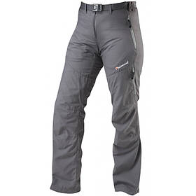 Брюки Montane Female Terra Pack Pants - Regular Leg Graphite
