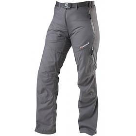 Брюки Montane Female Terra Pack Pants - Regular Leg Graphite