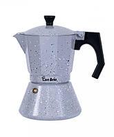 Гейзерная кофеварка на 6 чашек Con Brio СВ-6706