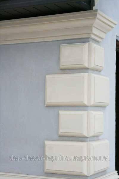 Использование рустов как оптимальных декоративных элементов