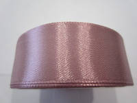 Лента атлас 2,5 см фрес розово-сиреневый, фото 1