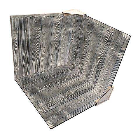 Деревянный 3D фотофон Хром, фото 2