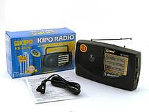 Радиоприемник KIPO KB-308AC, фото 2