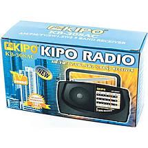 Радиоприемник KIPO KB-308AC, фото 3
