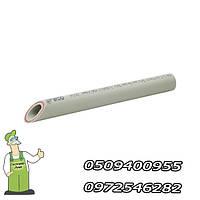 Труба PPR-Fb-PPR (армированная стекловолокном)
