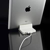 Док станция iPad 1-2-3 Dock док станция 3.5 audio dock station cradle