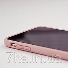 Биоразлагаемый чехол ECO Wheat Straw для iPhone 11 Pro Pink, фото 2