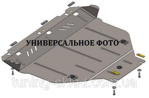 Защита двигателя Линкольн МКХ (стальная защита поддона картера Lincoln MKX)