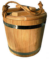 Ведро дубовое для солений (10 литров)
