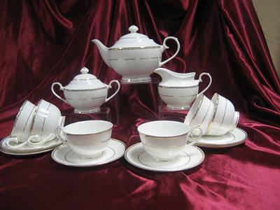Фарфоровая посуда/Чайные сервизы