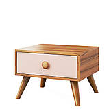 Детская комната Колибри,орех марино/розовый, Свит меблив, фото 3