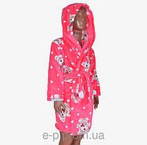 Махровый детский халат на мальчика (M909/01) | 4 шт., фото 3