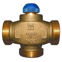 """Клапан термостатический трехходовой CALIS-TS-RD (распределение потоков до 100%) 1/2"""""""