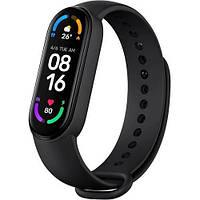 Фитнес-браслет Xiaomi Mi Smart Band 6 (Black) (BHR4955CN) *