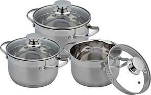 Набор кухонной посуды 6 пр Con Brio CB-1145