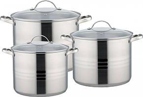 Набор кухонной посуды 6 пр Con Brio CB-1148