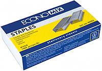 Скобы для степлеров Economix, №24 / 6, 1000 шт E40302